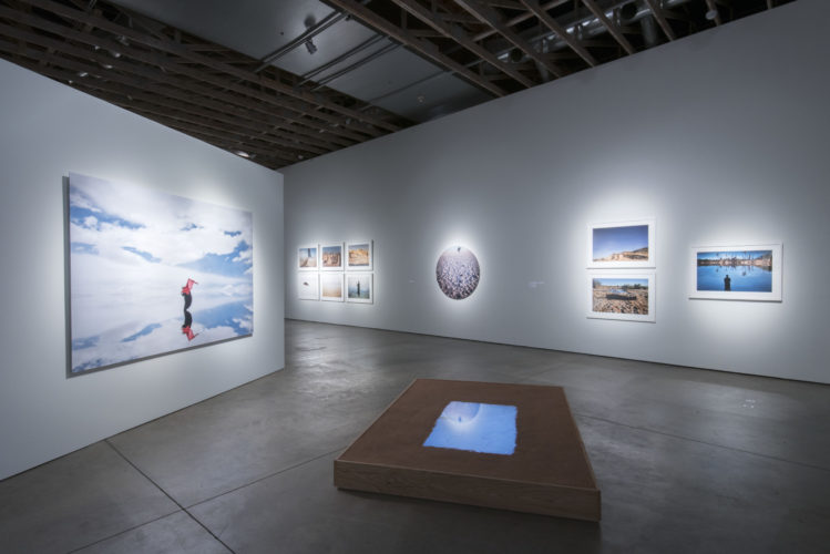 Installation of the exhibition Sama Alshaibi: Silsila at the Scottsdale Museum of Contemporary Art, June 4 – September 18, 2016. Photo: Peter Bugg