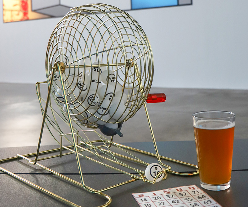 Beer 'n' Bingo at SMoCA