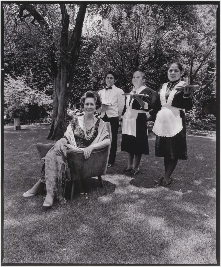 The Lady and Her Servants, 1977